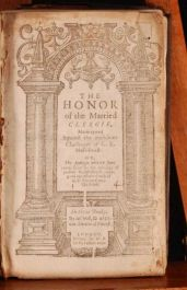1620 The Honour of the Married Clergie