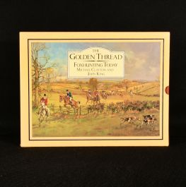 1984 The Golden Thread Foxhunting Today