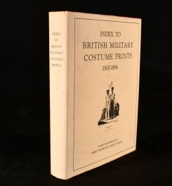 1972 Index to British Military Costume Prints 1500-1914
