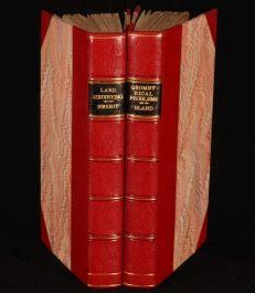 1819-1843 2vol Anthony NESBITT and Miles BLAND