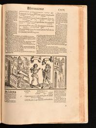 1499 Terenti Cum Directorio Vocabulorum Comoediae