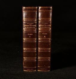1857 Lettres de Piete