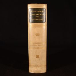 1911 A Handbook of British and Foreign Orders, War Medals and Decorations