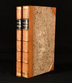 1823 Porteus's Lectures on the Gospel St Matthew and I G Tolley's Paraphrase of Saint Paul's