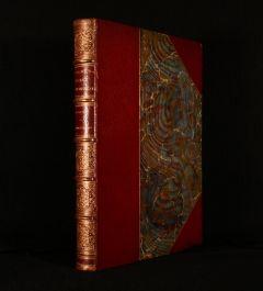 1884 Voyage Sentimental en France et en Italie