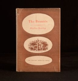 1948 The Brontes Literary Criticism First Ed Second Impression Phyllis Bentley