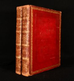 1814-17 The Border Antiquities of England and Scotland
