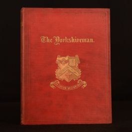 1879 The Yorkshireman A Weekly Literary Miscellany Illustrated Scarce