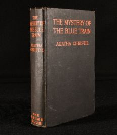 1935 The Mystery of the Blue Train