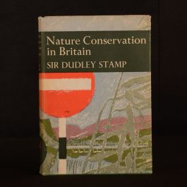 1969 The New Naturalist Nature Conservation In Britain Sir Dudley Stamp First Ed