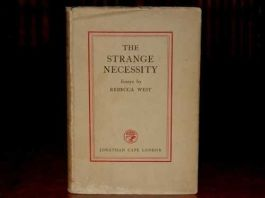 The Strange Necessity: Essays and Reviews