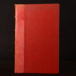 1953 Writing Arabic Ruq' ah Script Mitchell First Edition Scarce Leather