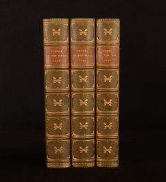 1901-02 3vol Works of William J. Long Charles Copeland Illustrated