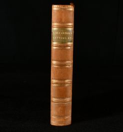 1836 Letters Conversations and Recollections of S T Coleridge