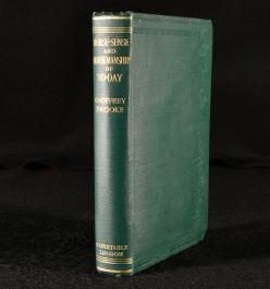 1924  Horse-Sense and Horsemanship of To-Day