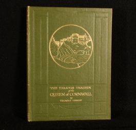 1923 The Famous Tragedy of the Queen of Cornwall