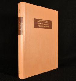1971 Sir John Chardin's Travels in Persia
