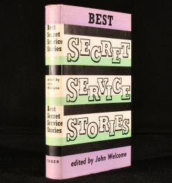 1960 Best Secret Service Stories