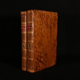 1792 A Journey Through Spain in the Year 1786 and 1787