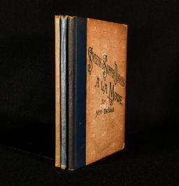 1892-1901 Three Cookery Books by Harriet Anne de Salis