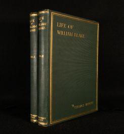 1929 The Life of William Blake