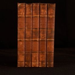 1804 5vol The Poetical Works of Alexander Pope A New Edition Pastoral Poetry