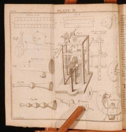 1739 Memoirs of the Royal Society By Benjamin BADDAM