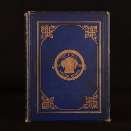 1872 The Dogs of The British Islands Stonehenge Illustrated Second Edition