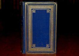 1854 Religious text J CUMMING Scottish National Church