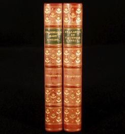 1901-08 2v Works of Algernon Charles SWINBURNE