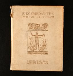 1911 Siegfried and the Twilight of the Gods