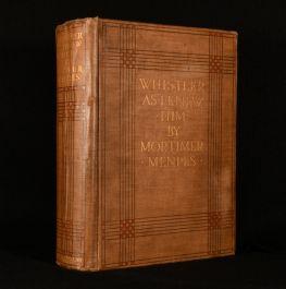 1904 Whistler As I Knew Him