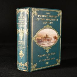 1911 The Picture Printer of the Nineteenth Century George Baxter
