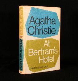 1965 At Bertram's Hotel