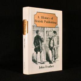 1988 A History of British Publishing