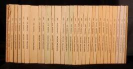 1966-2001 35v Journal FURNITURE HISTORY Society Illus