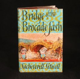 1959 Bridge of the Brocade Sash by S.SITWELL JAPAN