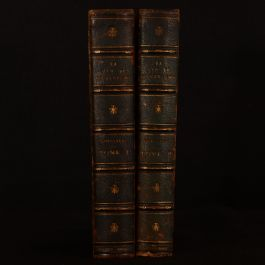 1891 2vol La Fin du Paganisme Gaston Boissier John Uncommon First Edition Swinnerton Phillimore