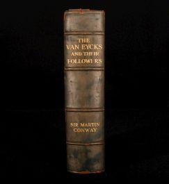 1921 VAN EYCKS Followers Martin CONWAY First Art