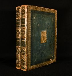 1814-7 The Border Antiquities of England and Scotland