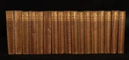 1840 17 Vols The Works of LORD BYRON By Thomas Moore