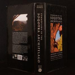 2004 Ethnoflora Soqotra Archipelago Miller Morris First UK Edition Dustwrapper