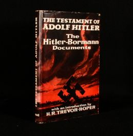 1961 The Testament of Adolf Hitler