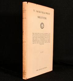 1938 Solitude: A Poem
