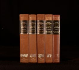 1970-1976 5Vols Woodward British Foreign Policy In The Second World War