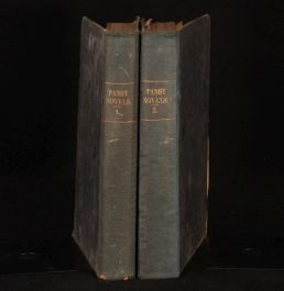 c1890 2vol Novels by PANSY Isabella Macdonald Alden
