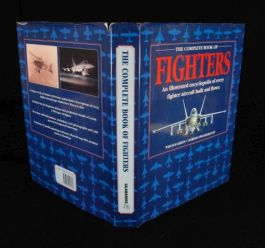1994 FIGHTERS Aircraft MILITARY Illus 1st D/J