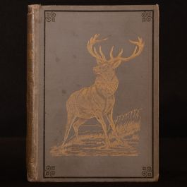 1885 Highland Gathering E. Lennox Peel First Edition Whymper Illustrated