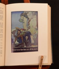 1923 Westward Ho! or the Voyages and Adventures of Sir Amyas Leigh C Kingsley