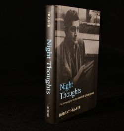 2012 Night Thoughts The Surreal Life of the Poet David Gascoyne